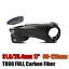 EC90 Full Carbon Fiber MTB Road Bike Stems Balance Bicycle Stem 31.8// 25.4mm 17°