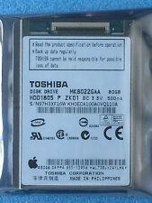 "1.8"" MK8022GAA HDD1805 5MM ZIF Hard Disk Drive 80GB For iPod Classic 6th gen"