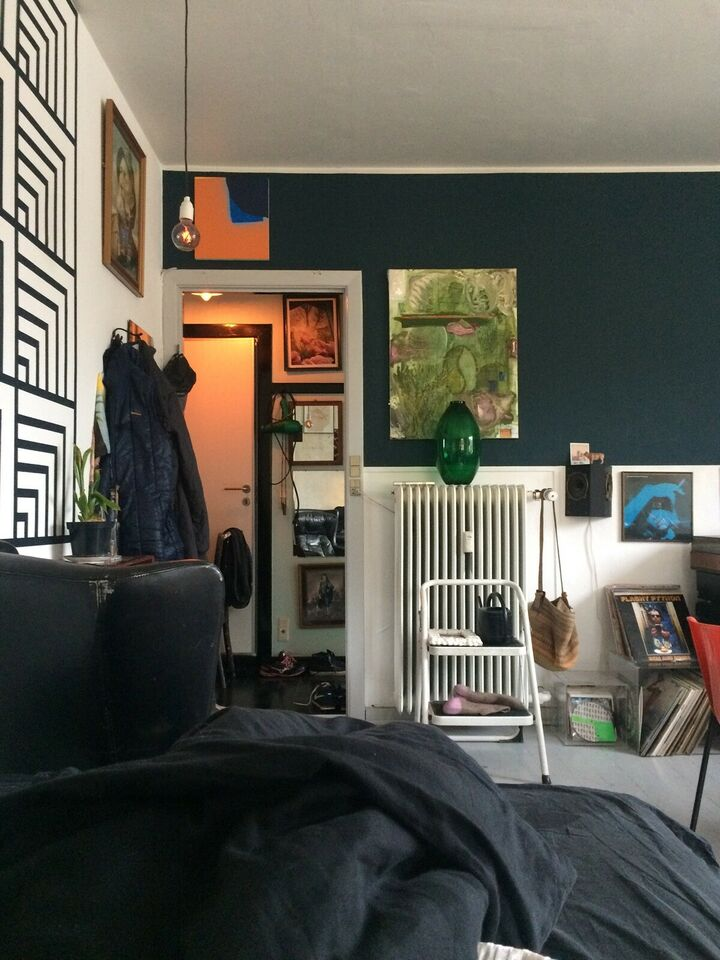 hyggelig lille lejlighed i Nordvest - 1 mdr. ud...