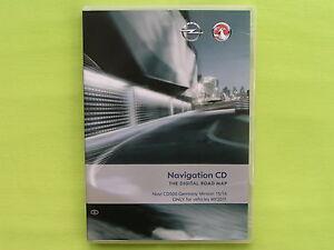 cd navigation software opel cd 500 navi deutschland 2016. Black Bedroom Furniture Sets. Home Design Ideas