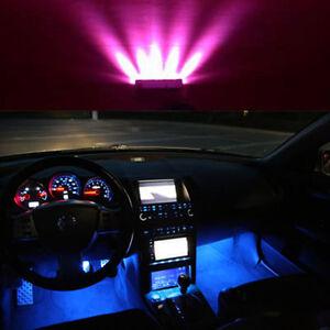 pink 5 led motorcycle car boat home atv pod ultra bright accent light 12v bar ebay. Black Bedroom Furniture Sets. Home Design Ideas