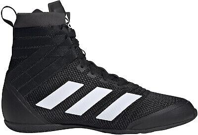 Sinnvoll Adidas Speedex 18 Boxing Shoes - Black Bereitstellung Von Annehmlichkeiten FüR Die Menschen; Das Leben FüR Die BevöLkerung Einfacher Machen
