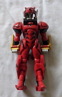 "Bandai Power Rangers Jungle Fury Mini Megazord 6/"" Action Figure 2007"