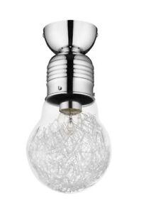 Deckenleuchte-Spotlight-Bulb-2820128-Gluehbirne-Lampe-Chrom-Glas-E27