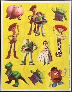 Vintage Hallmark Stickers - Disney - Toy Story - Mint Condition!!