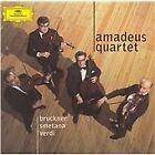 Amadeus Quartet Plays Bruckner, Smetana, Verdi (2005)