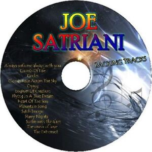 JOE-SATRIANI-GUITAR-BACKING-TRACKS-CD-BEST-OF-GREATEST-HITS-MUSIC-PLAY-ALONG-MP3