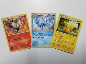 3X Pokemon XY Breakthrough Common, Uncommon, Rare - YOU PICK!