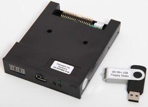 Floppy Dr To Usb Upgrade Kit For Technics Sx Kn 5000 Synthesizer Music Keyboard Ebay
