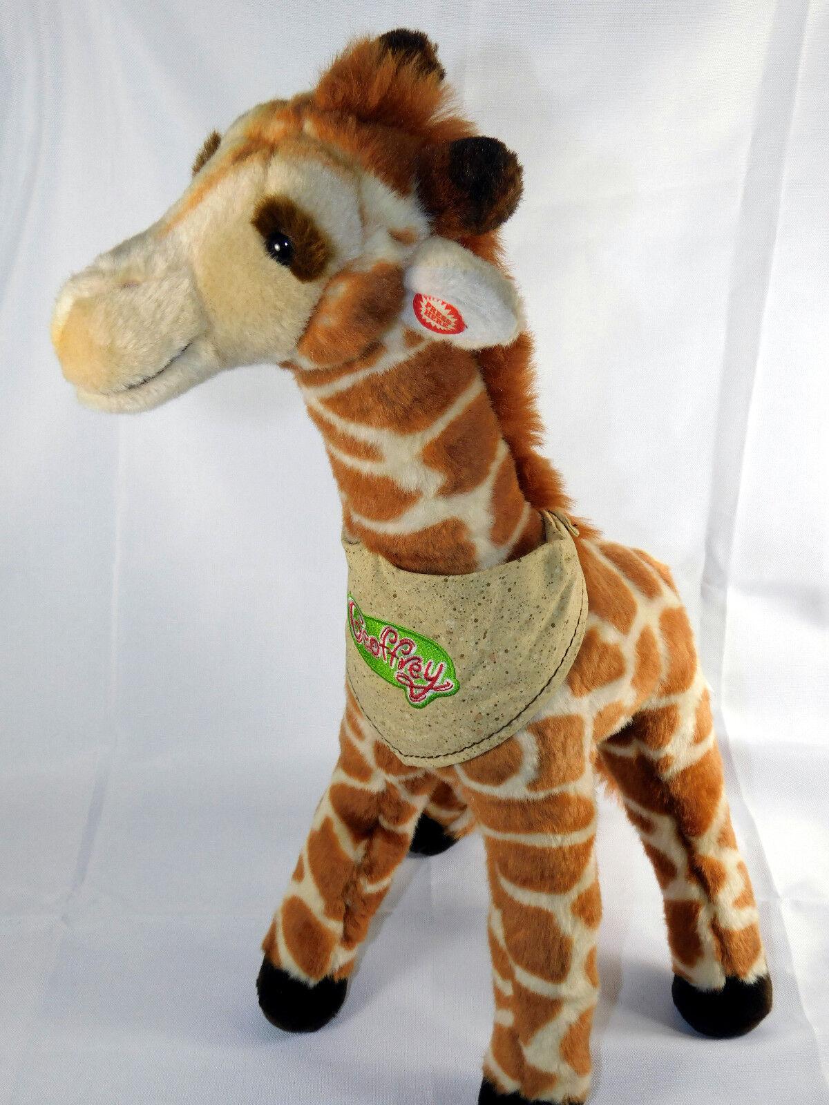 Toys r us geoffrey giraffe mit 2000 19  plsch gefllte spielzeug ex. te.