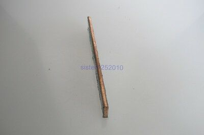 3mm*15mm*100mm Copper Sheet Plate