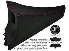 RED Stitch 1x Passeggero Porta Interruttore Pannello copertura della pelle si adatta TOYOTA SUPRA MK4