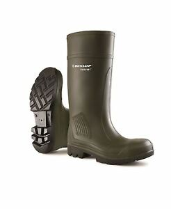 Wellington Trl Purofort Dunlop Full Professional Wellies Safety Welly 1201 pqaB4
