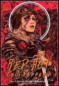 Red-Hot-Chili-Peppers-Louisville-KY-2017-Concert-Poster-Nikita-Kaun-Ltd-Ed-250