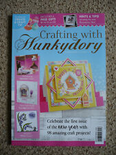 Crafting with Hunkydory Magazine Issue 31 Including FREE Little Hoots KIT