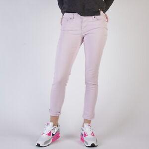 Levi-039-s-711-Skinny-Pink-Damen-Jeans-Groesse-24