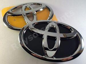 OEM Toyota 2011-2016 Zelas Scion tC2 AGT20 Rear Chrome Emblem Badge Genuine new