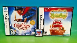 Noah-039-s-Ark-Rudolph-Red-Nose-Christmas-Carol-Nintendo-DS-DS-Lite-3DS-Games