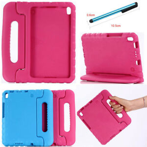 quality design c9afa 585d0 Details about For Lenovo Tab 4 8 10 Plus Shockproof Kids Safe EVA Foam  Handle Stand Case Cover