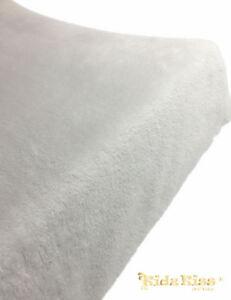Kidz-Kiss-Plush-Change-Mat-Cover-Grey-Super-Soft-Cozy-in-winter
