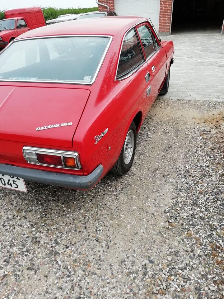 Datsun 1200, 1,4 Coupé, Benzin