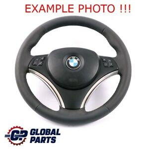 BMW E81 E82 E87 E88 E90 E91 E92 E93 Neuf Cuir M Sport Regardez Volant Sport