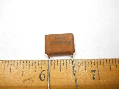 D64 QTY 25 ea NOS, New Old Stock 330 pf 500 Volt +//-20/% Disc Ceramic Capacitor