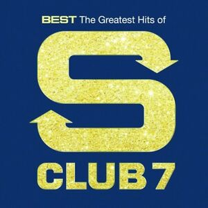 S-Club-7-Best-The-Greatest-Hits-of-S-Club-7-New-CD-UK-Import