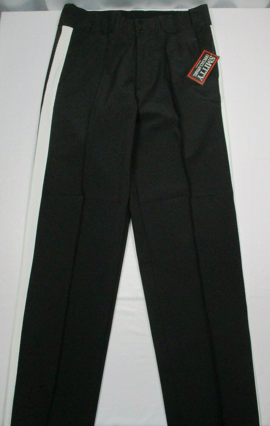 NWT SMITTY FBS-176 Smitty Polyester Spandex Football Pants Referee 38 UNHEMMED