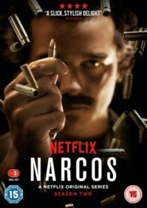 Nuovo Narcos Stagione 2 DVD