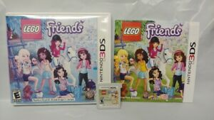 Lego-Friends-Nintendo-DS-DS-Lite-3DS-2DS-Dino-Game-Tested-Works