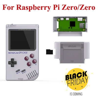 Retroflag NESPi Case Plus Functional Power button with Safe Shu.. Free Shipping