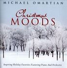 Christmas Moods: Inspiring Holiday Favorites Featuring Piano and Orchestra * by Michael Omartian (CD, Oct-2012, Spring Hill Music)