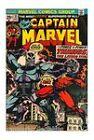 Captain Marvel #33 (Jul 1974, Marvel)