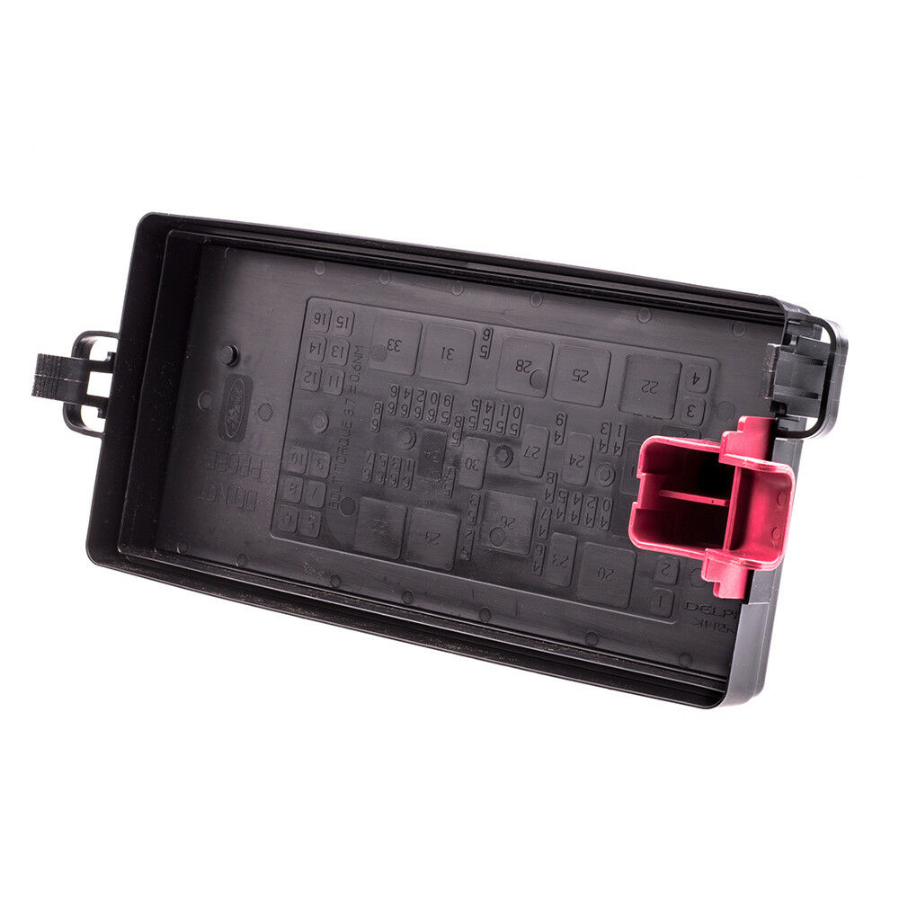 OEM NEW Engine Fuse Box Panel Cover Cap 40 40 Ford Mustang ...