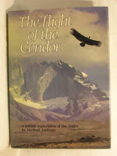 1 of 1 - The Flight of the Condor, Andrews, Michael, Good Book