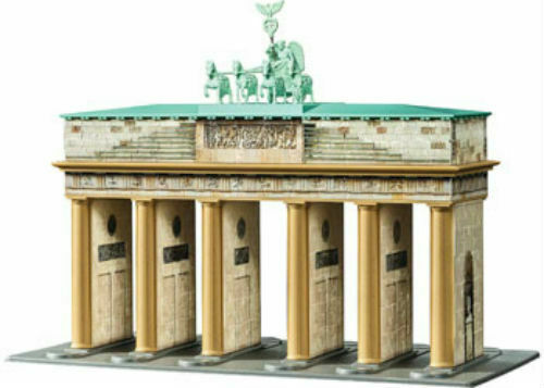 Ravensburger Brandenburg Gate Building 3D 216 piece Jigsaw Puzzle
