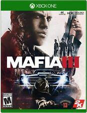 Mafia III (Microsoft Xbox One, 2016)