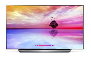 """LG OLED55C8P 55"""" 4K HDR Smart AI OLED TV w/ ThinQ - HDMI BUNDLE"""