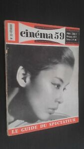 Rivista-Mensile-per-Lettera-Cinema-59-N-33-Febbraio-1959