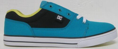 Little//Big Kid ,Blue Jay//Black 4.5 to 11  US DC Bristol Canvas Skate Sneaker