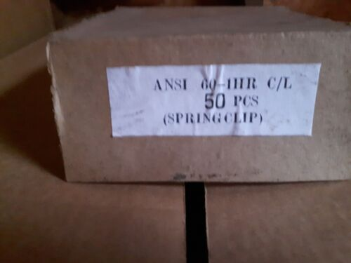 # 60 Sprocket Chain Coupling  Link Master Link Box of 50 ....