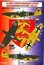 KORA Models PAINT MASKS 1/48 SUPERMARINE SPITFIRE F.Mk.IXc IN GERMAN HANDS