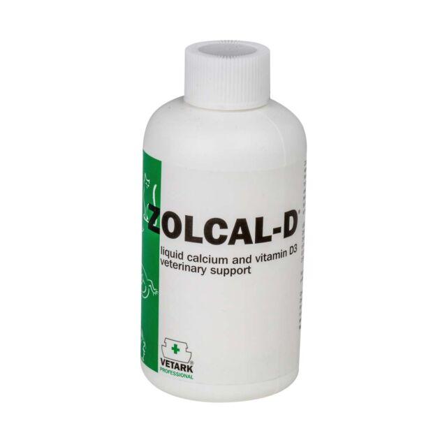 Zolcal-D 120ml