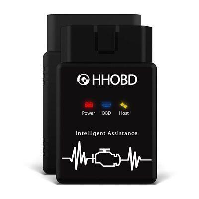 EXZA® HHOBD® OBD2 Bluetooth Torque Android Diagnosegerät CAN BUS Interface -Auto
