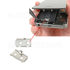 GENUINE 5 X IPHONE 5S 5SE HOME FLEX BRACKET METAL COVER PLATE CLIP HOLDER PART