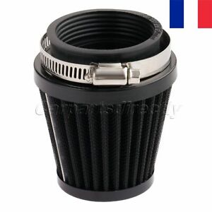 1Pc-Moto-Filtre-a-Air-Cornet-48mm-49mm-50mm-Universel-Metal-Nettoyage-a-Air-VTT