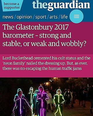 the best festival outfit on the market The LED STICKMAN costume