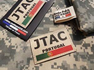 Snake-Patch-JTAC-PORTUGAL-CFAA-laser-exercito-aviao-Aerea-forcas-terrestres