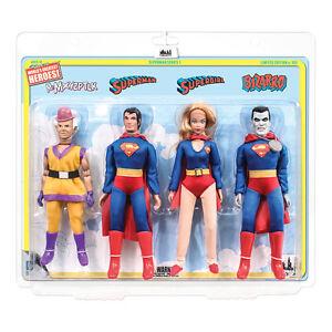 DC-Comics-Superman-Retro-Style-Action-Figures-Superman-Series-1-Four-Pack